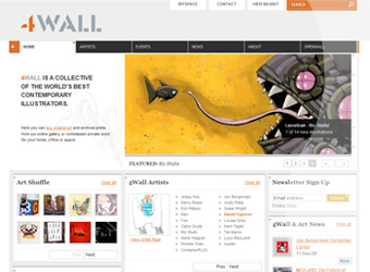 4Wall Website